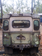 One amazing old 73 series 3 landrover Dakabin Pine Rivers Area Preview