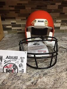 ADAMS PRO FOOTBALL HELMET