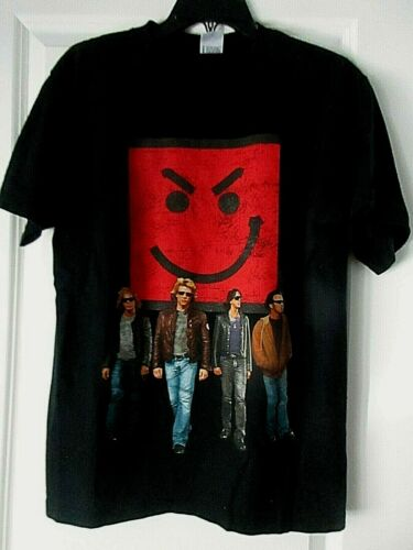 Vintage Bon Jovi 2006 World Tour Concert T-Shirt Anvil Size Medium