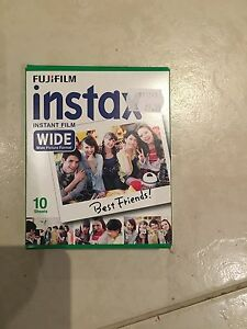 Instax wide picture format photo cartridge Mount Barker Mount Barker Area Preview