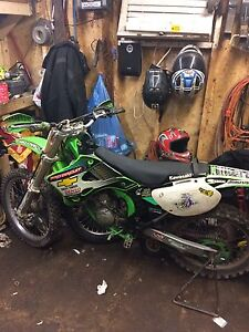 Kx125 Parts Wanted