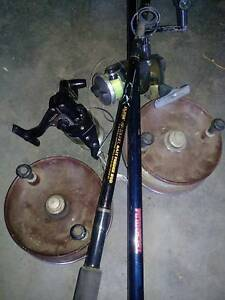 BARGAIN Fishing Rod Reels Alvey Shimano Thagoona Ipswich City Preview