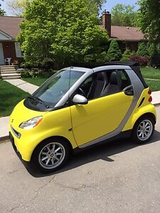 2008 Mercedes Smart Passion Convertible LOW KM! CERTIFIED