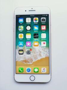 Mint Condition iPhone 8 Plus Gold  64GB