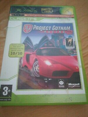 Project Gotham Racing 2 (Microsoft Xbox, 2003) - European Version for sale  Shipping to Nigeria
