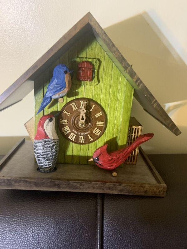 (New!) Anton Schneider Cuckoo Clock