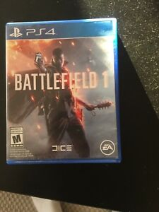 Battlefield 1 (PS4) - Mint Condition