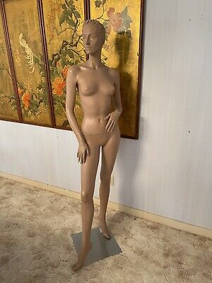 Adel Rootstein Female Mannequin Bb9 Violetta From The Bar Belles Collection