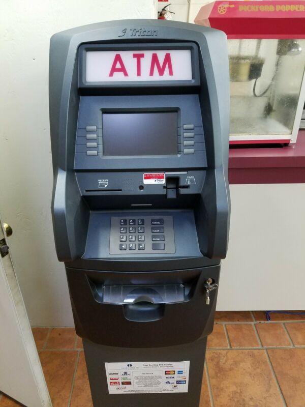 Triton Traverse ATM Machine Chip upgraded