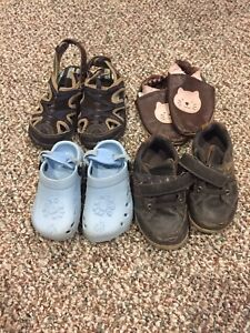Size 7 shoes sandals