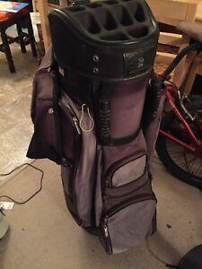Bennington Golf bag w/Hood