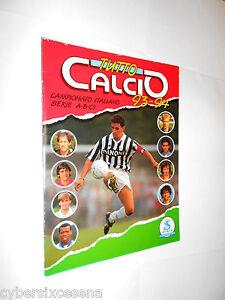 TUTTO-CALCIO-sl-italy-1993-94-con-6-figurine-album-figurine