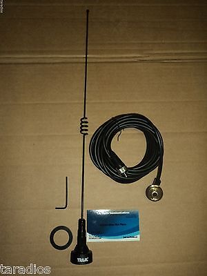 New NMO VHF UHF 144-170 / 430-470 MHz DUAL BAND Mobile Antenna KIT 2 Meter 70cm