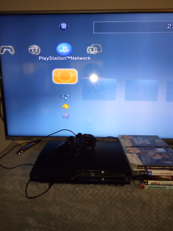 Game console and games