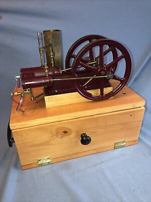Reid 18 Scale B H Burns Horner Model Hit Miss Gas Engine