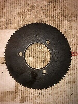 Associated Pony Magneto Drive Gear Hit Miss Engine Chipped