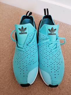 buy online 366d4 733ec Adidas orginales ZX Flux Weave S79064 shoes brand new size US 8