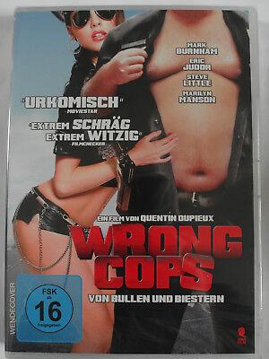 Wrong Cops - Von Bullen und Biestern - Polizisten in L.A. - Schwul,