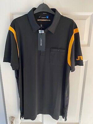 J Lindeberg Dolph Golf Shirt XL