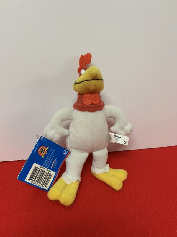 Looney Tunes Vintage Play•By• Play Plush Keychain Foghorn Leghorn New/ Old Stock