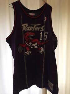 Mitchell & Ness Toronto Raptors Vince Carter Jersey