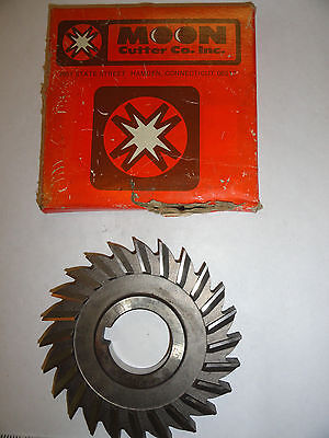 Moon 4 X 516 X 1 14 Arbor Milling Side Cutter