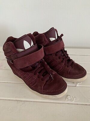 Adidas High Tops Size 5.5