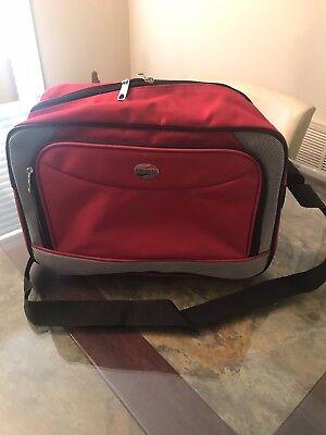 American Tourister Lightweight Carryon Shoulder Bag Luggage American Tourister Lightweight Suitcase