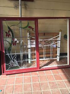 Lead light window Ferntree Gully Knox Area Preview