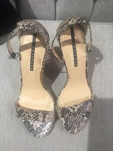 Jay Manual Heels brand new , size 6.5
