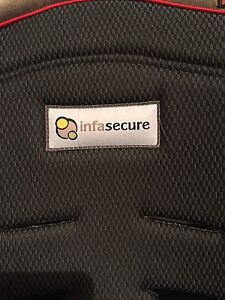 Infasecure baby car seat San Remo Wyong Area Preview
