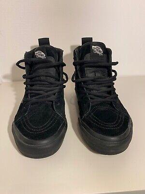 Vans X North Face SK8-Hi MTE Black Size 6UK Brand New
