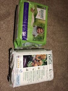Unopened size 6 diapers Peterborough Peterborough Area image 1