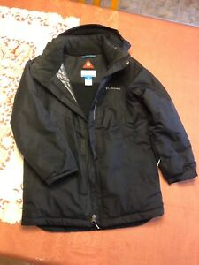 Columbia OMNI HEAT Winter Coat Size M 10/12