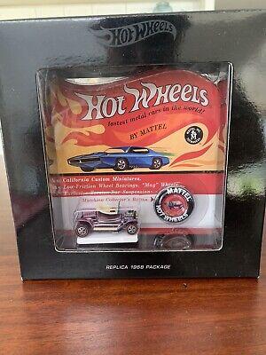Hot Wheels ORIGINAL 16 RLC Black Box Hot Heap