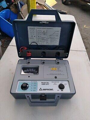 Amprobe Amb-5kv Insulation Resistance Tester