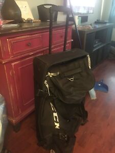 CCM Hockey roller bag
