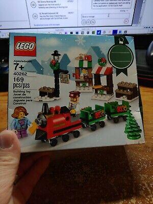 LEGO Christmas Train Set 40262 (Brand NEW in Box)