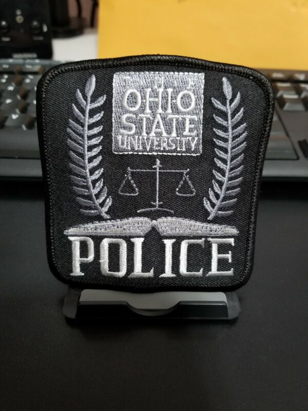 Ohio State University OH Police Patch