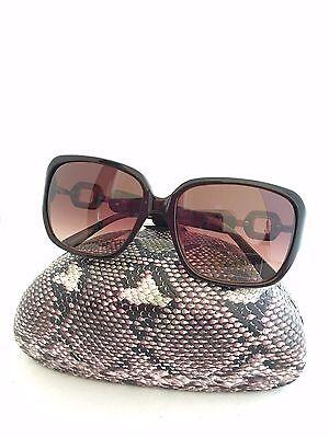 New Authentic XOXO Sunglasses XO2325 Brown 56-16-130 with original case