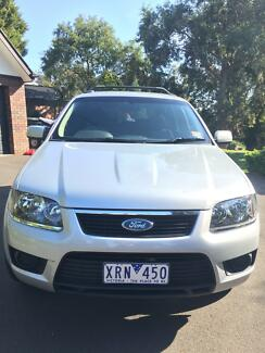 2010 Ford Territory Wagon with 3rd Row Seat - One Owner Park Orchards Manningham Area Preview