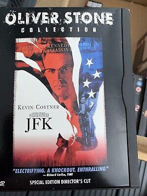 JFK Special Edition Director's Cut REGION 1 DVD