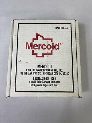Mercoid Da-521-2-9s Pressure Switch New Bj