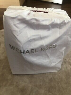 Michael Kors Coral Red/ Orange Bag Immaculate Condition. Dillon Style