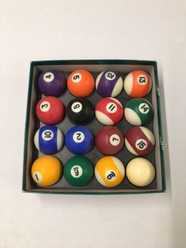 Belguim Pool Balls