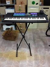 Yamaha Electric Keyboard With Stand Varsity Lakes Gold Coast South Preview