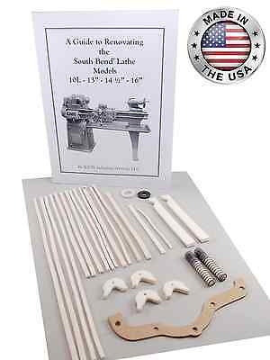 South Bend Lathe Heavy 10 - Rebuild Parts Kit Illustrated Guide Model 10l 10r