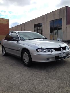 2001 Vx Holden Commodore Sedan rego Thomastown Whittlesea Area Preview
