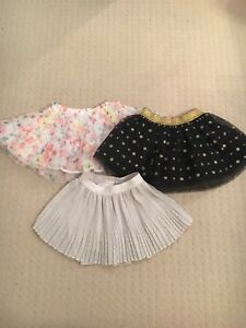 Girl Tulle Skirts size 2T
