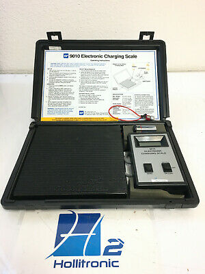 Robinair Tif 9010a Slimline Refrigerant Electronic Charging Scale